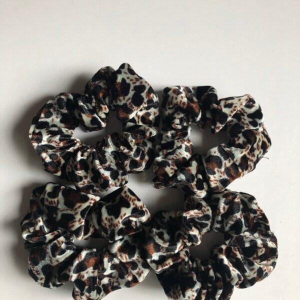 Scrunchie Leopard Print – Animal