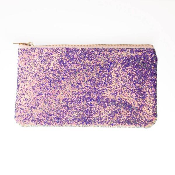 Glitter Bag – Purple