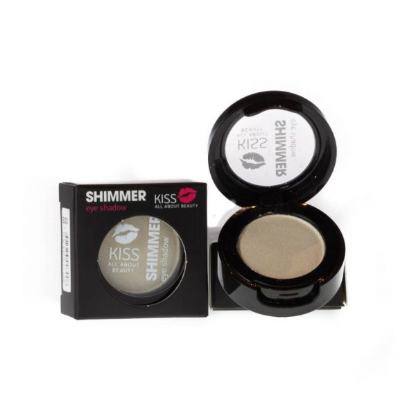 Kiss Eyeshadow Shimmer – E03