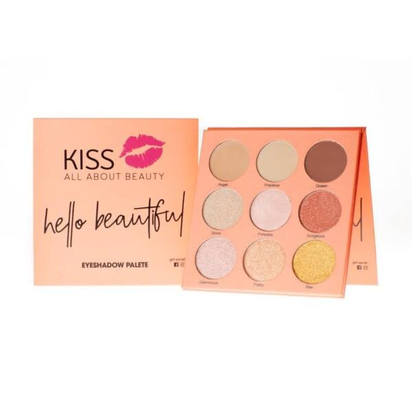 Hello Beautiful – Eyeshadow Palette
